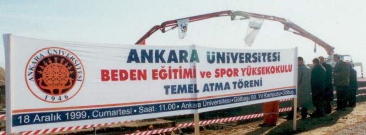 Ankara Üniversitesi Spor Bilimleri Fakültesi