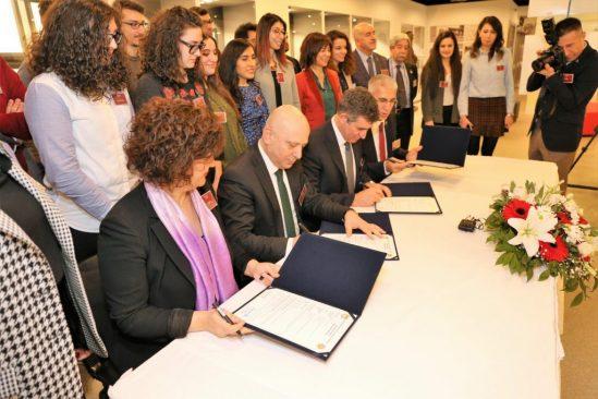 Türkiye Barolar Birliği ile Ankara Üniversitesi arasında Müze Eğitimi Protokolü