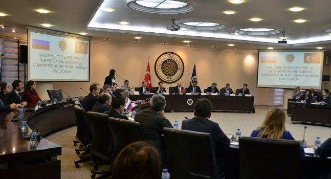 Türk-Rus Ortak Üniversitesinin detayları belli oluyor