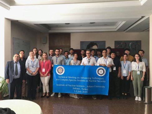 Nükleer Bilimler Alanında Uluslararası Teknik Eğitim Toplantısı Gerçekleştirildi