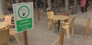 Ankara Üniversitesi Kampüslerinde Sigara Yasağı