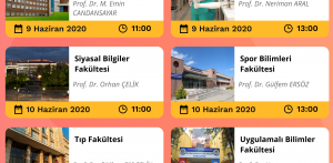 Ankara Üniversitesi Online Tanıtım Günleri